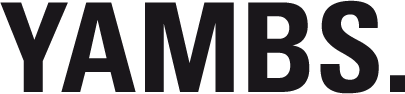 YAMBS Logo Textmarke